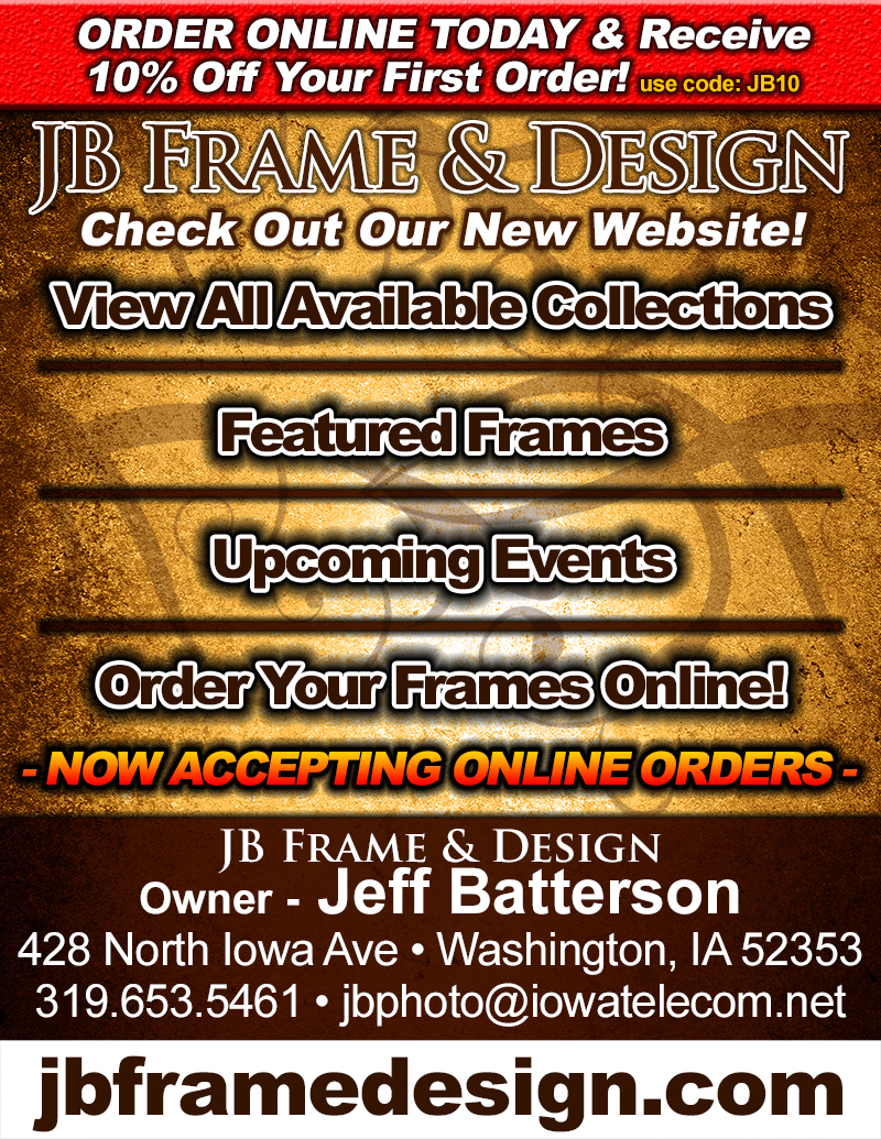 JBFrame NOW ACCEPTING ORDERS